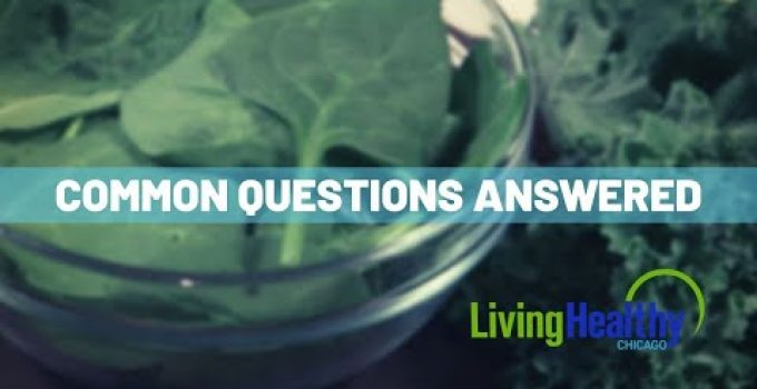 The Importance Of Green Vegetables | Living Healthy Chicago